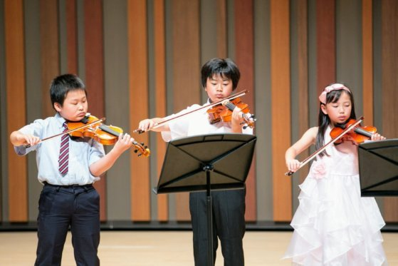 バイオリン教室 発表会 東京